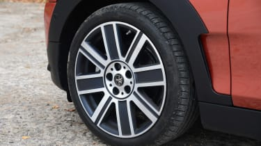 MINI Clubman - wheel