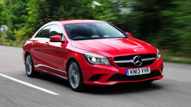 Best cars under £15,000  - Mercedes CLA