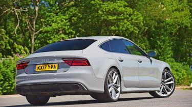 Audi RS7 Performance - rear static