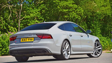 Audi RS7 Performance - rear static
