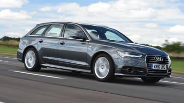 Best cars under £15,000  - Audi A6 Avant