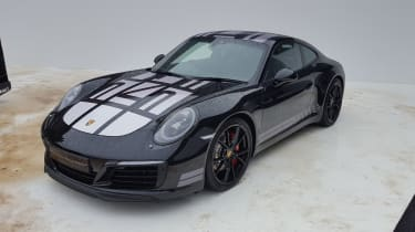 Porsche 911 Endurance Racing Edition - Goodwood front three quarter