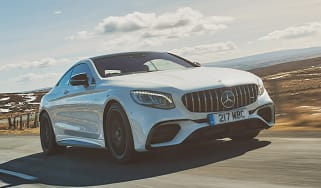 Mercedes-AMG S 63 Coupe - front