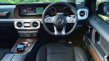 Mercedes-AMG G 63 - dash