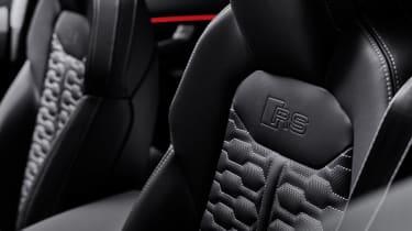 Audi RS Q8 - seat detail