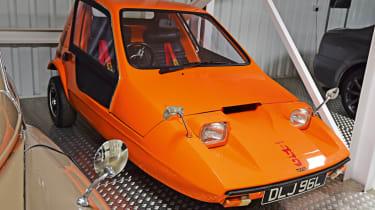 Movie and TV cars - Bond Bug