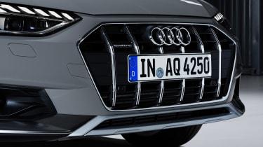 Audi A4 Avant - grille