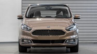 Ford S-MAX Vignale - studio front