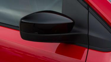 Triple test –Skoda Citigo - wing mirror