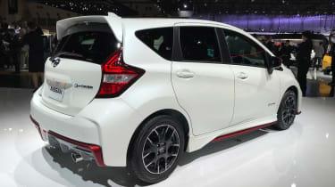 Nissan Note Nismo - Tokyo rear