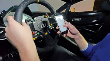 Driven to distraction - texting