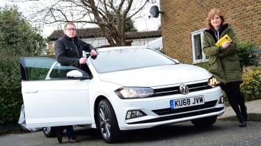 Volkswagen Polo long termer - second report header