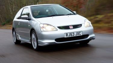 Best cars for under £3,000 - Honda Civic Type R