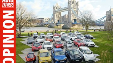 Opinion - hybrids and EVs