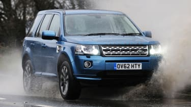 The Land Rover Freelander 2 tends to get overlooked for its stylish sibling, the Range Rover Evoque.