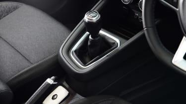 Renault Clio - transmission