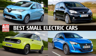 Best small electric cars - header