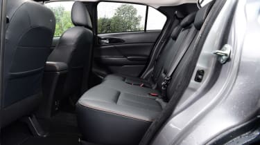 Mitsubishi Eclipse Cross Black Connected - rear seats