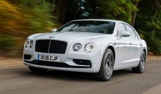 Bentley Flying Spur V8 S - front action
