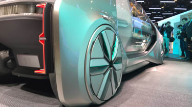 Renault EZ-GO concept - Geneva side