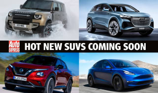 Hot new SUVs and 4x4 cars coming soon - header