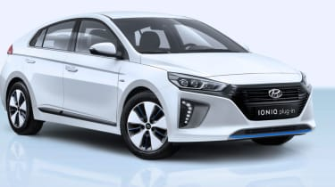 A to Z guide to electric cars - Hyundai Ioniq