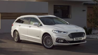 Ford Mondeo Estate Hybrid - front static