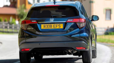Honda HR-V 2018 facelift - rear