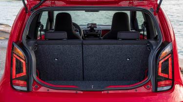 Volkswagen up! GTI - boot