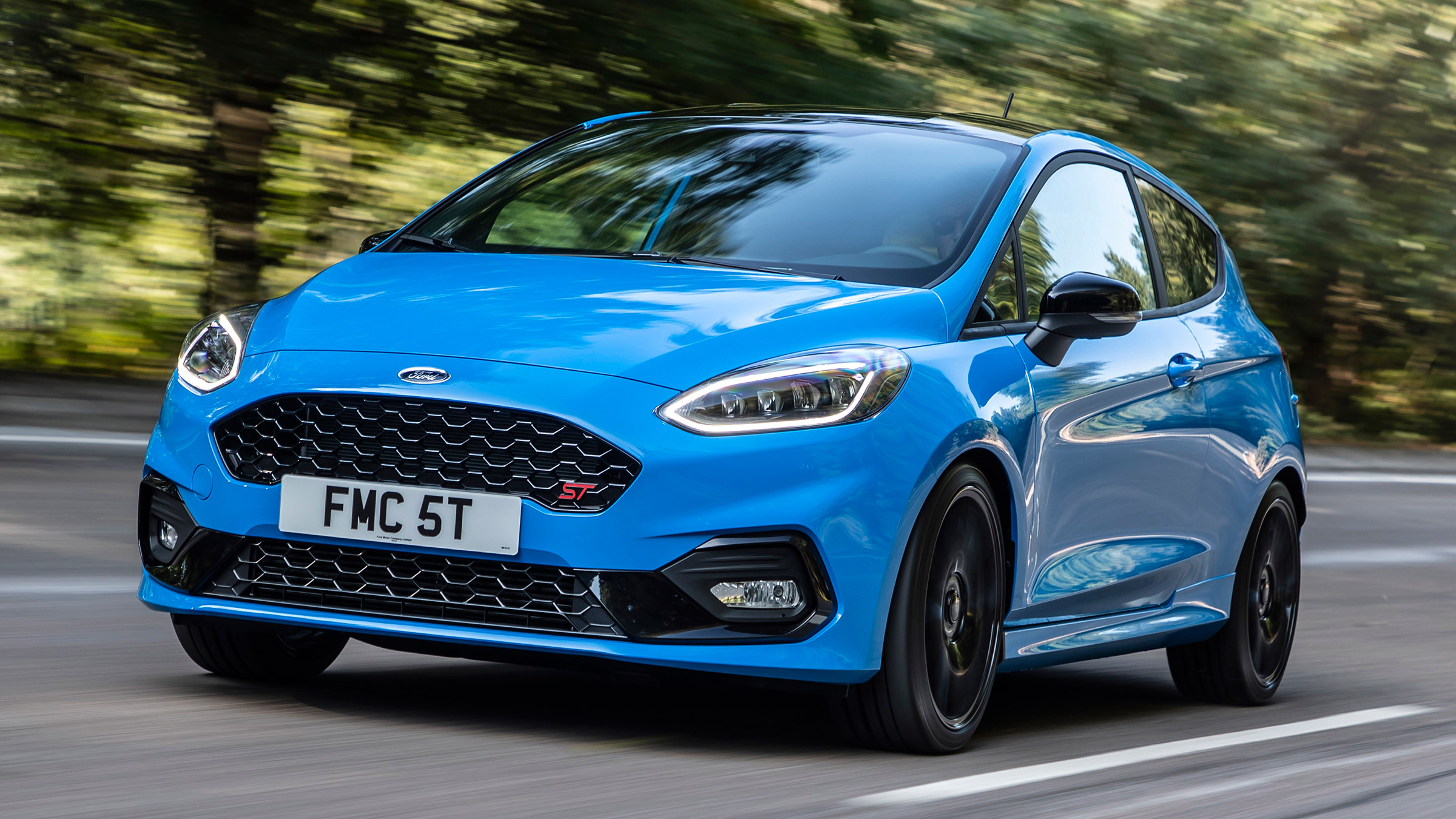 New Limited Ford Fiesta St Edition Launched Auto Express
