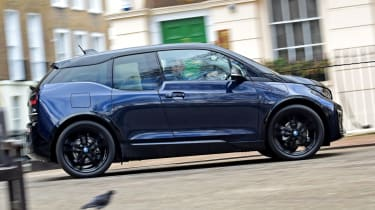 BMW i3s in-depth review - side
