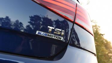 Volkswagen Golf - badge