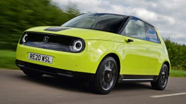 Honda e - best small electric cars
