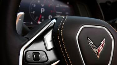2020 Chevrolet Corvette - wheel