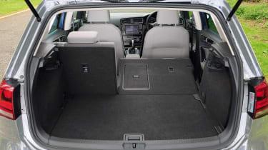 Volkswagen Golf 1.0 BlueMotion DSG boot