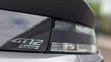 Aston Martin Vantage GT12 Roadster - rear light