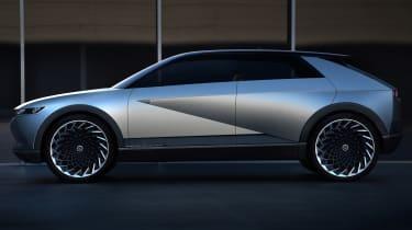 Hyundai 45 Concept - side