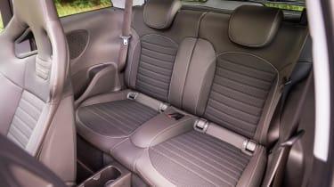 Vauxhall Adam S Rocks 2016 - rear seats