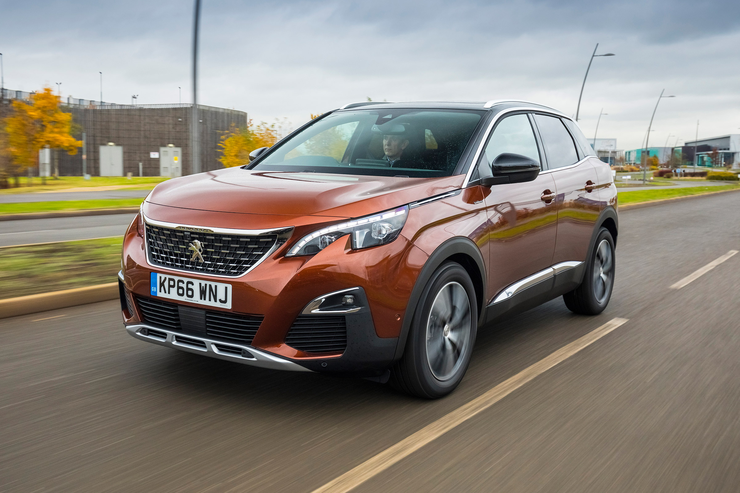 New Peugeot 3008 Gt Line 2016 Review Auto Express