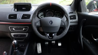 Renault Megane RS 275 Cup-S 2016 interior