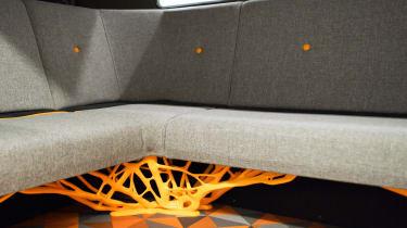 Volkswagen Kombi Type 20 concept - bench seats
