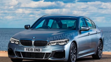 BMW 3 Series - front (watermarked)