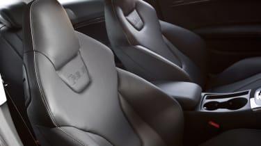 Audi RS5 seats