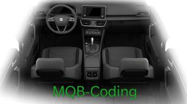 SEAT Tarraco SUV leak - interior