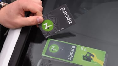 Ultimate guide to car sharing - Zipcar card
