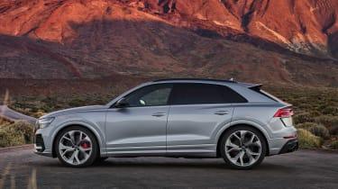 Audi RS Q8 - side static