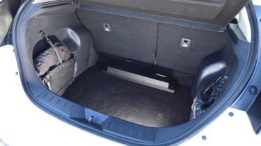 Nissan Leaf - boot