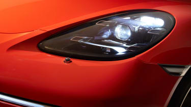 Porsche 718 Boxster - headlight