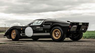 Everrati GT40 - rear
