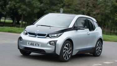 BMW i3 - front
